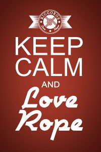 RIGGOROS - Love Rope! @ Fourelements - Kinbaku Lounge